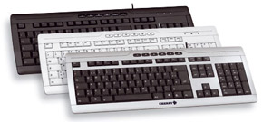 cherry evolution stream keyboard
